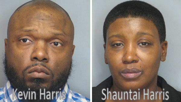 Husband, wife charged for 6,000 bags of heroin, guns