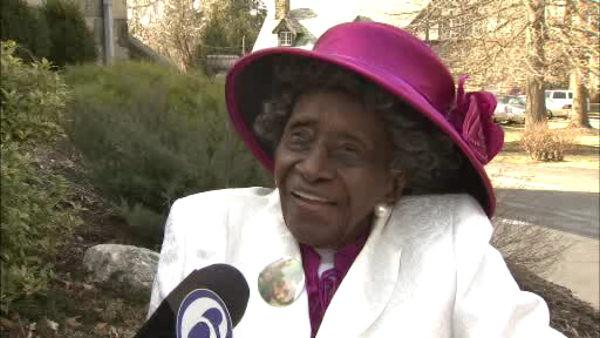Local woman celebrates 113th birthday