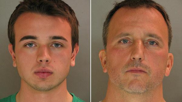 Father, son post bail after underage drinking party