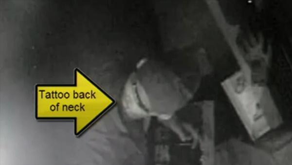 Manayunk restaurant burglary caught on video