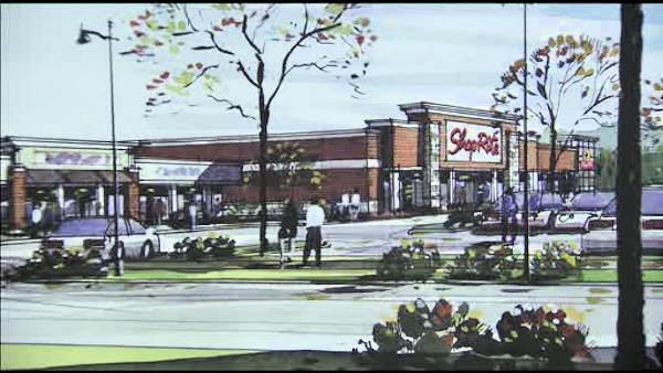Camden getting new supermarket, shopping center