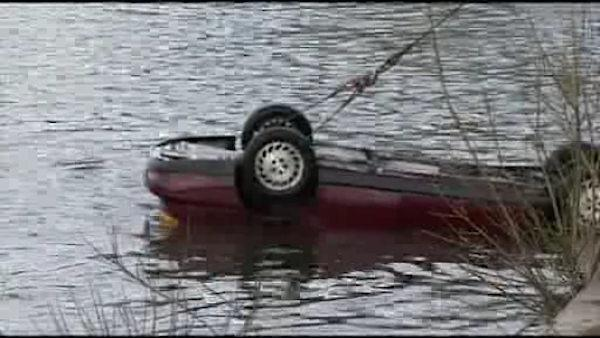 Car plunges into Schuylkill River, driver dead