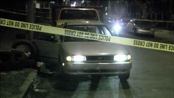 Man shot in the head in Hunting Park and survives