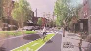Plan for Lancaster Avenue in West Philadelphia