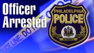 Philadelphia police officer arrested