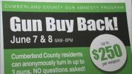 Gun buyback in Cumberland County, New Jersey