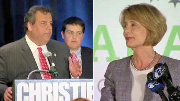 NJ voters weigh 2nd term for Christie