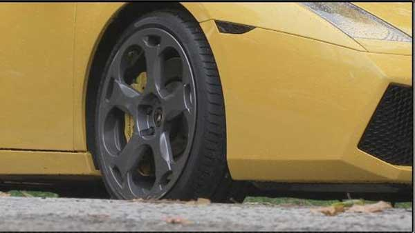 Lamborghini, Bentley stolen from East Falls