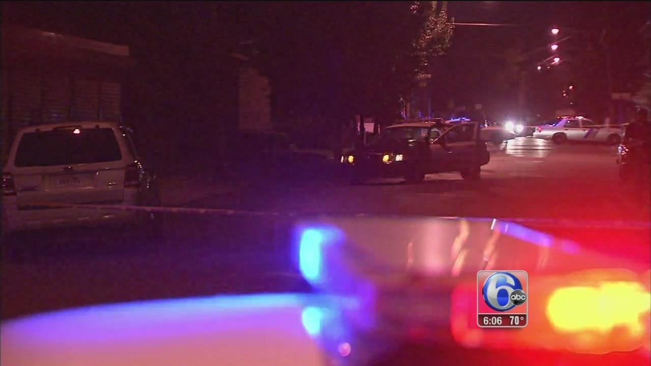 Police investigate deadly Trenton shooting