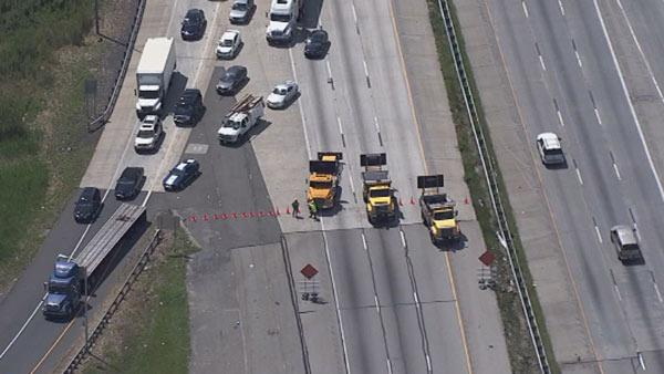 Multiple injuries reported in I-95 cra