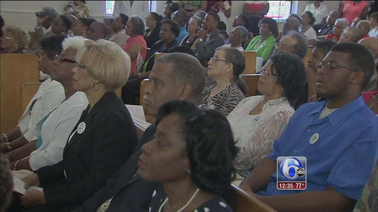 Jenkintown church celebrates MLK anniversary