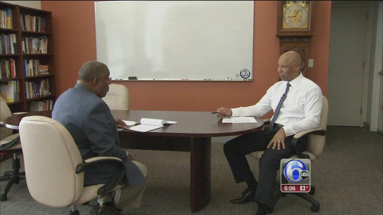 One-on-one with Supt. William Hite