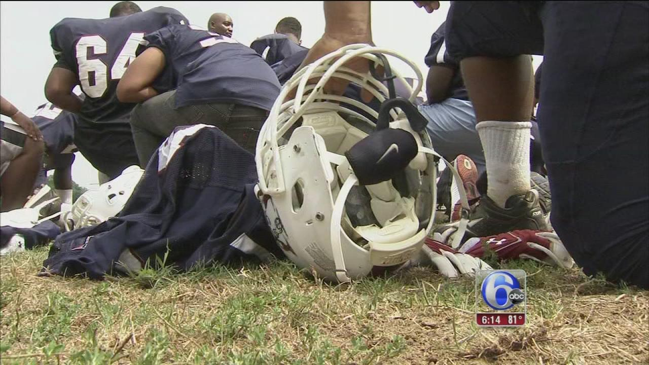 Thieves target Penn Wood High football team
