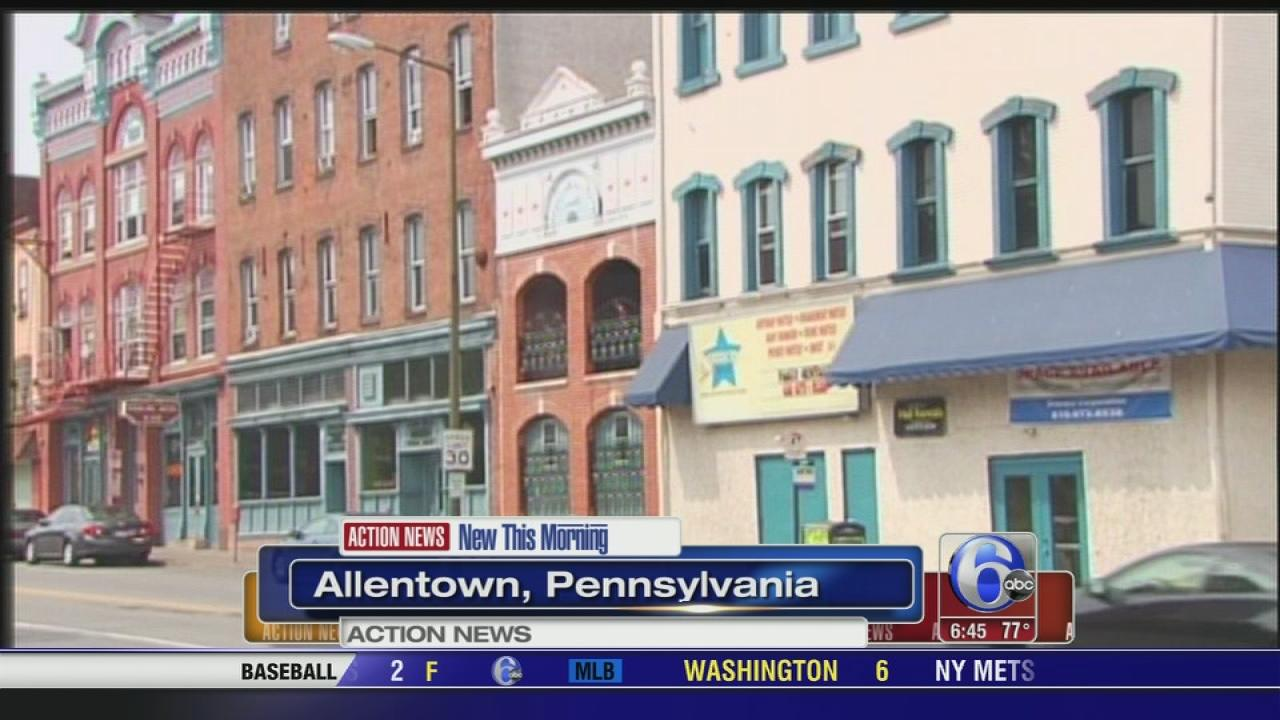 Allentown shooting