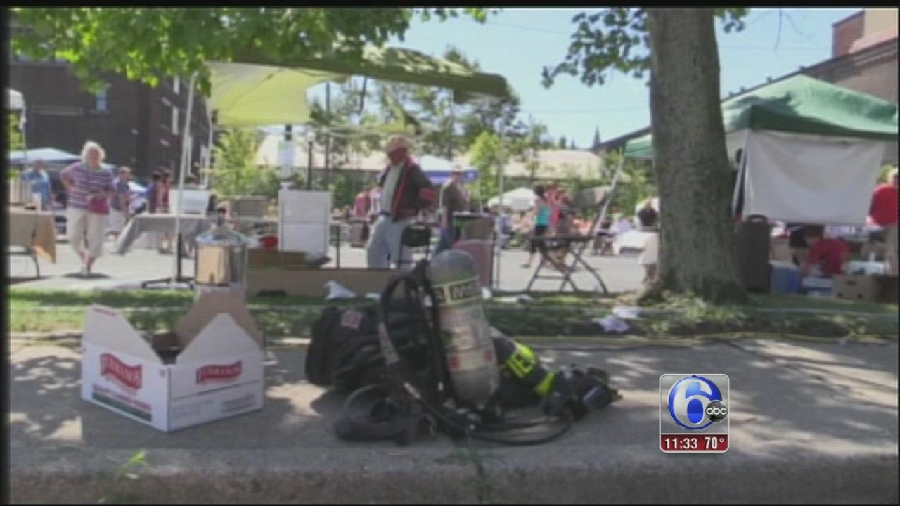 Women injured in propane explosion