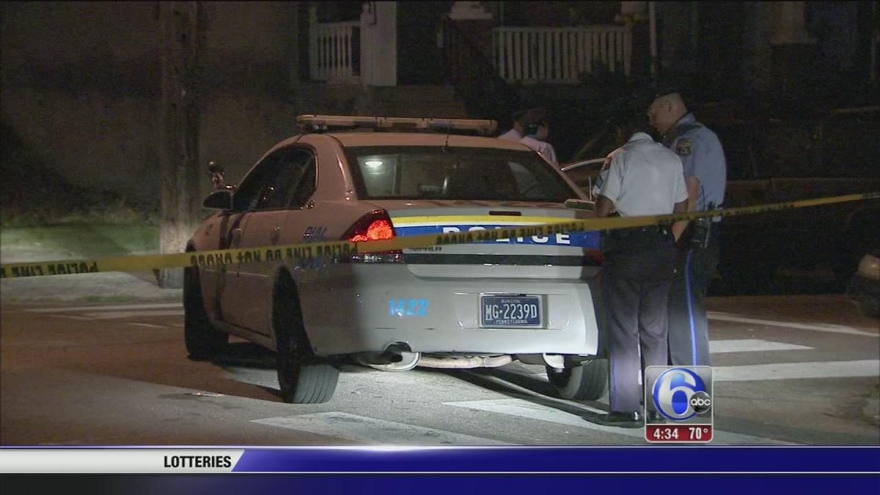 Police investigate Germantown shooting