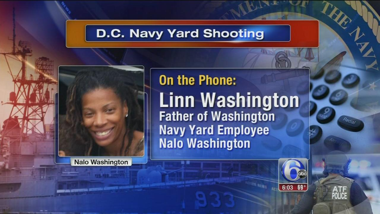 Temple profs daughter faces D.C. shooter