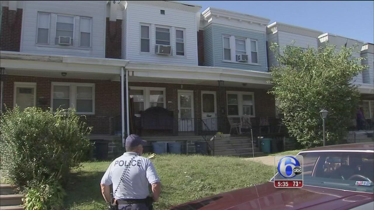 Gunfire exchanged in Frankford home invasion
