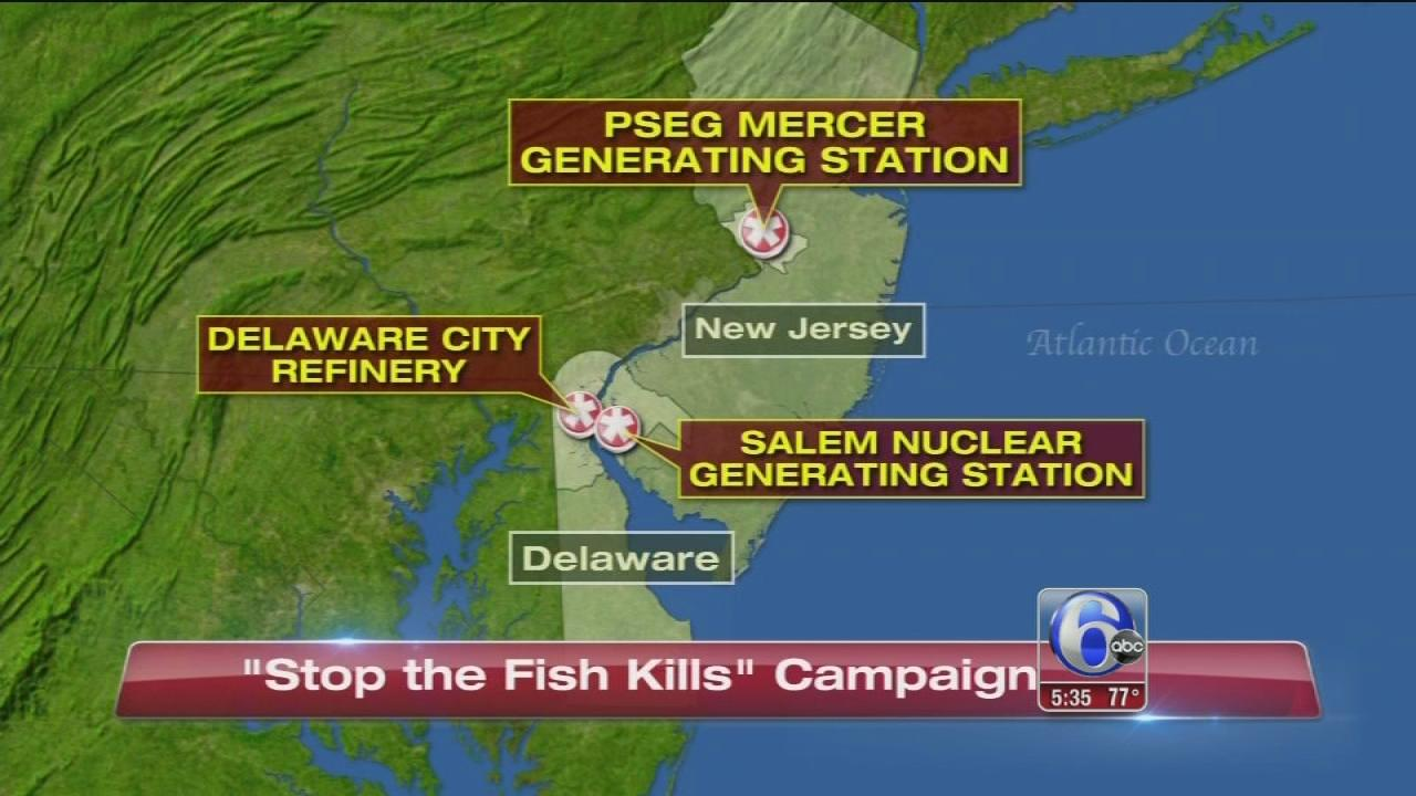 Fish kills in NJ, Del. prompt lawsuit