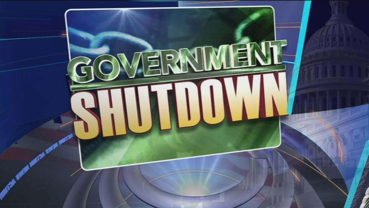 End of Day 1 of Govt Shutdown