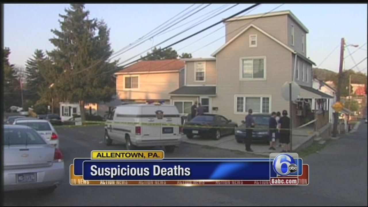Male roommates found dead in Allentown