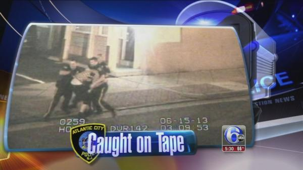 AC police beating caught on tape