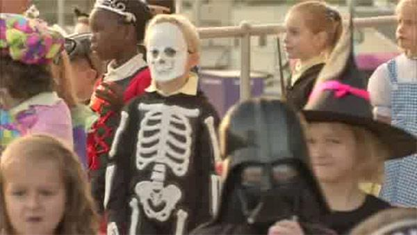 Montgomery County school cancels Halloween
