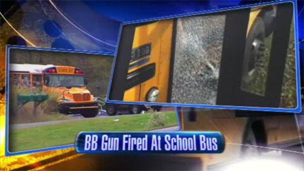 BB gun attack targets Montco school bus