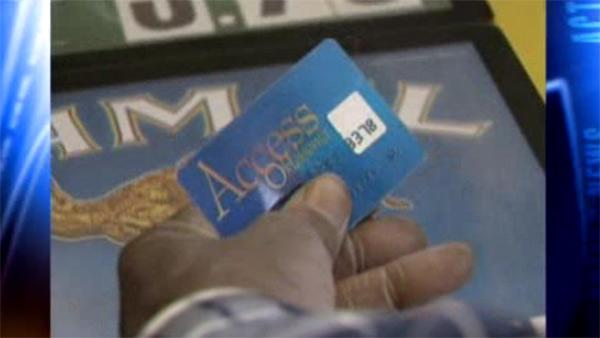 Food stamp users ?furious? over outage