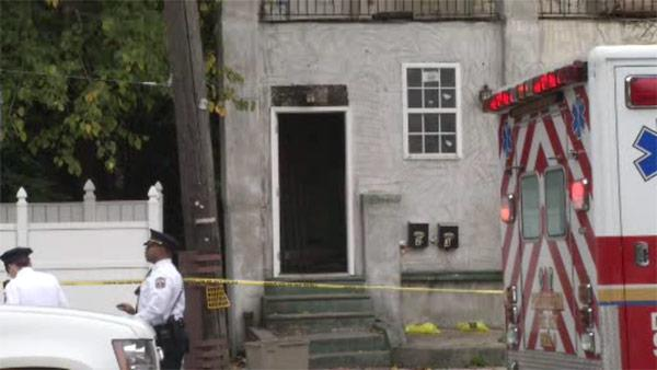 Police investigating stairwell shooting in West Phila.