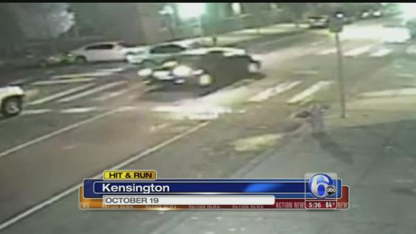 Video released of hit-and-run in Kensington