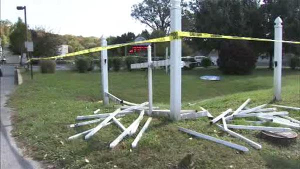 Islamic mosque vandalized in Newark, Delaware