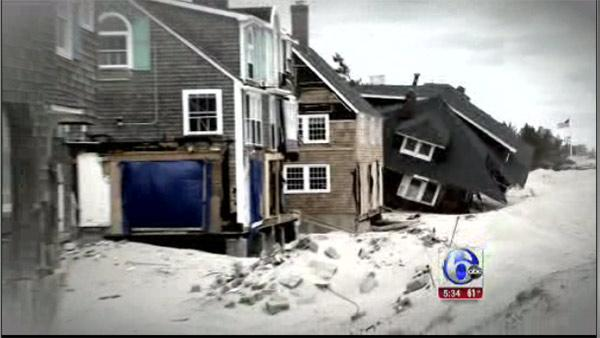 One year later, Sandy's scars still linger