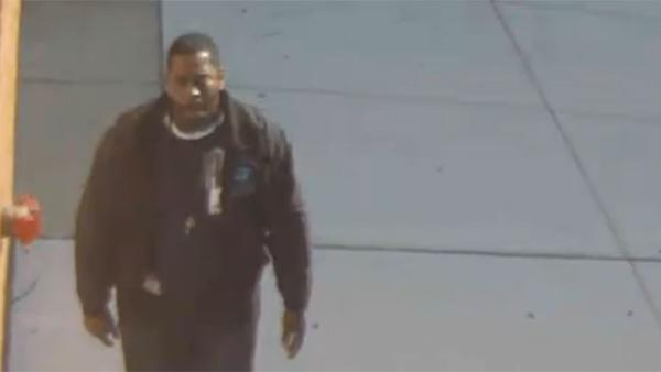 Surveillance of suspect in Temple assault