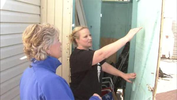 Volunteer teams dedicated to Sandy rebuilding effort