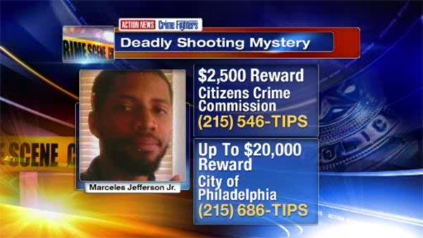 Crimefighters: Who killed Marceles Jefferson Jr.?
