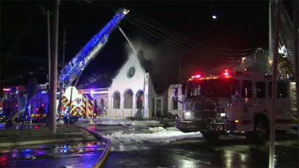Fire destroys popular Cape May County diner