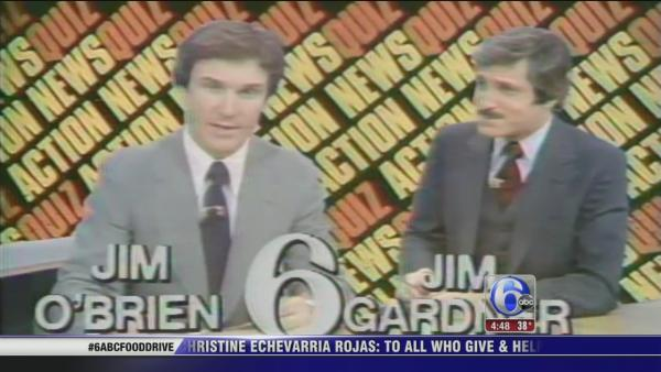 Jim Gardner, Peri Gilpin reflect on Jim O'Brien's life