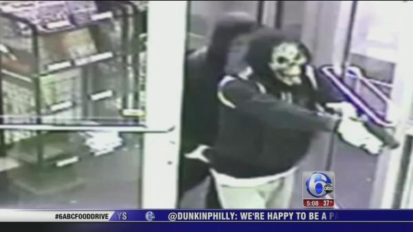 $5K reward offered in Wawa robberies