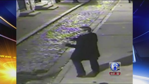Attack in Center City caught on camera