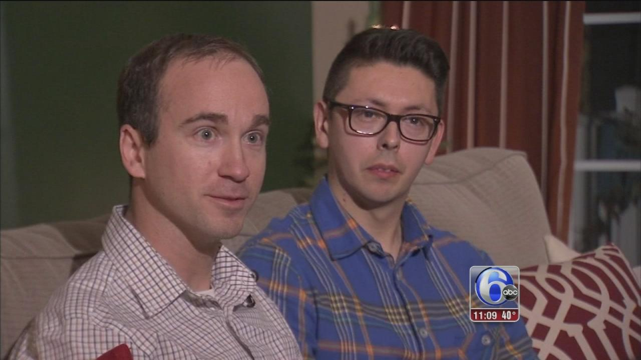 Teacher says he was fired because he is gay