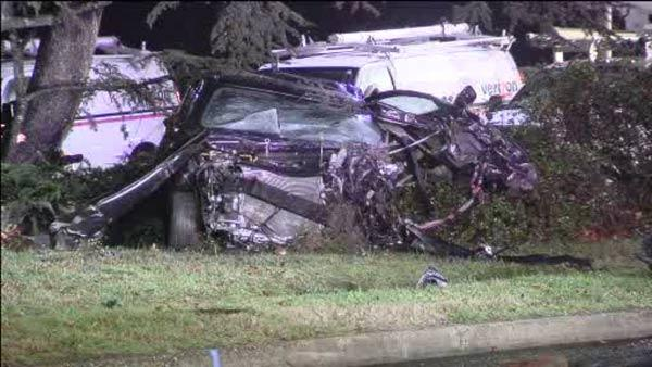 Man critically injured in Camden County crash