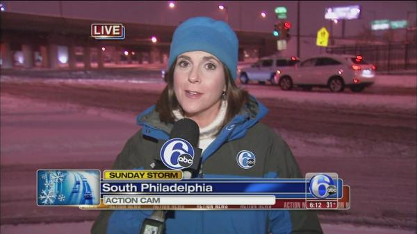 Amy Buckman reports from South Philadelphia