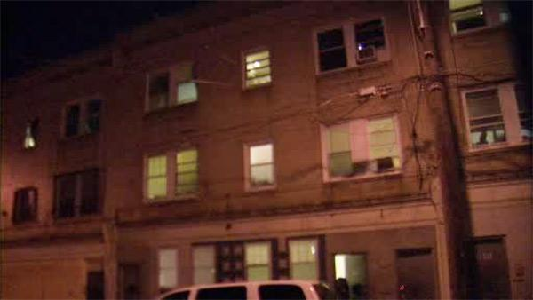 Child dies after fall from 3rd floor window