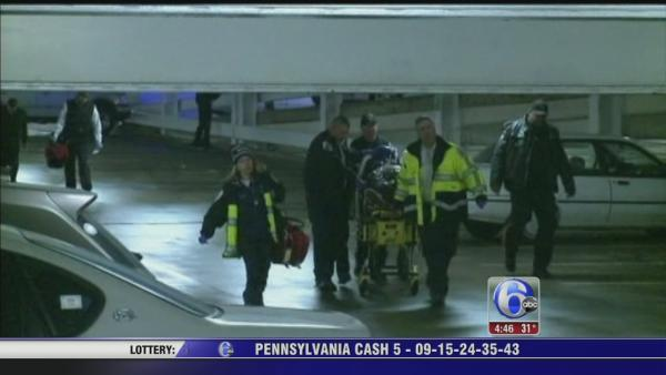 Authorities: Man killed in NJ mall carjacking