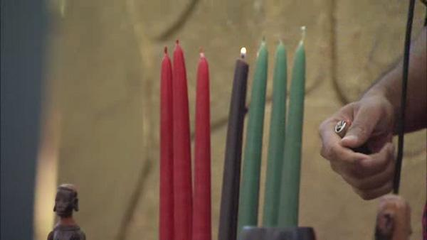 Celebrations begin for 1st day of Kwanzaa