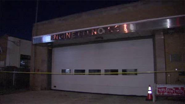 Toxic fumes close fire station in Roxborough