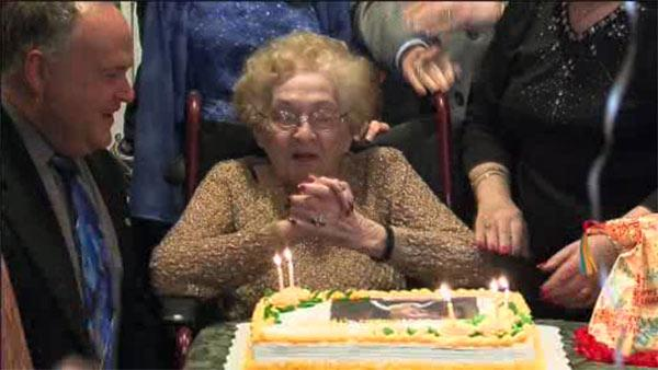 Philadelphia native turns 100!