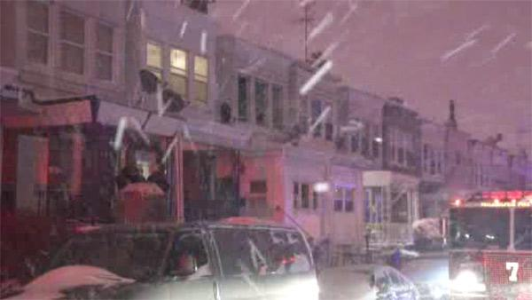 Man and woman found dead in suspicious Juniata Park house fire