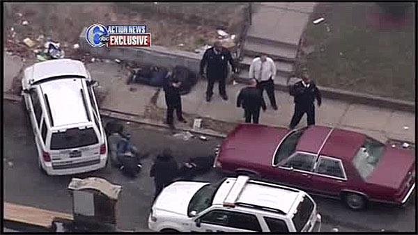 Officers recovering after NE Phila. fight